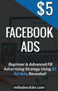 $5 facebook ads