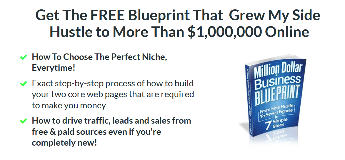 million dollar business blueprint