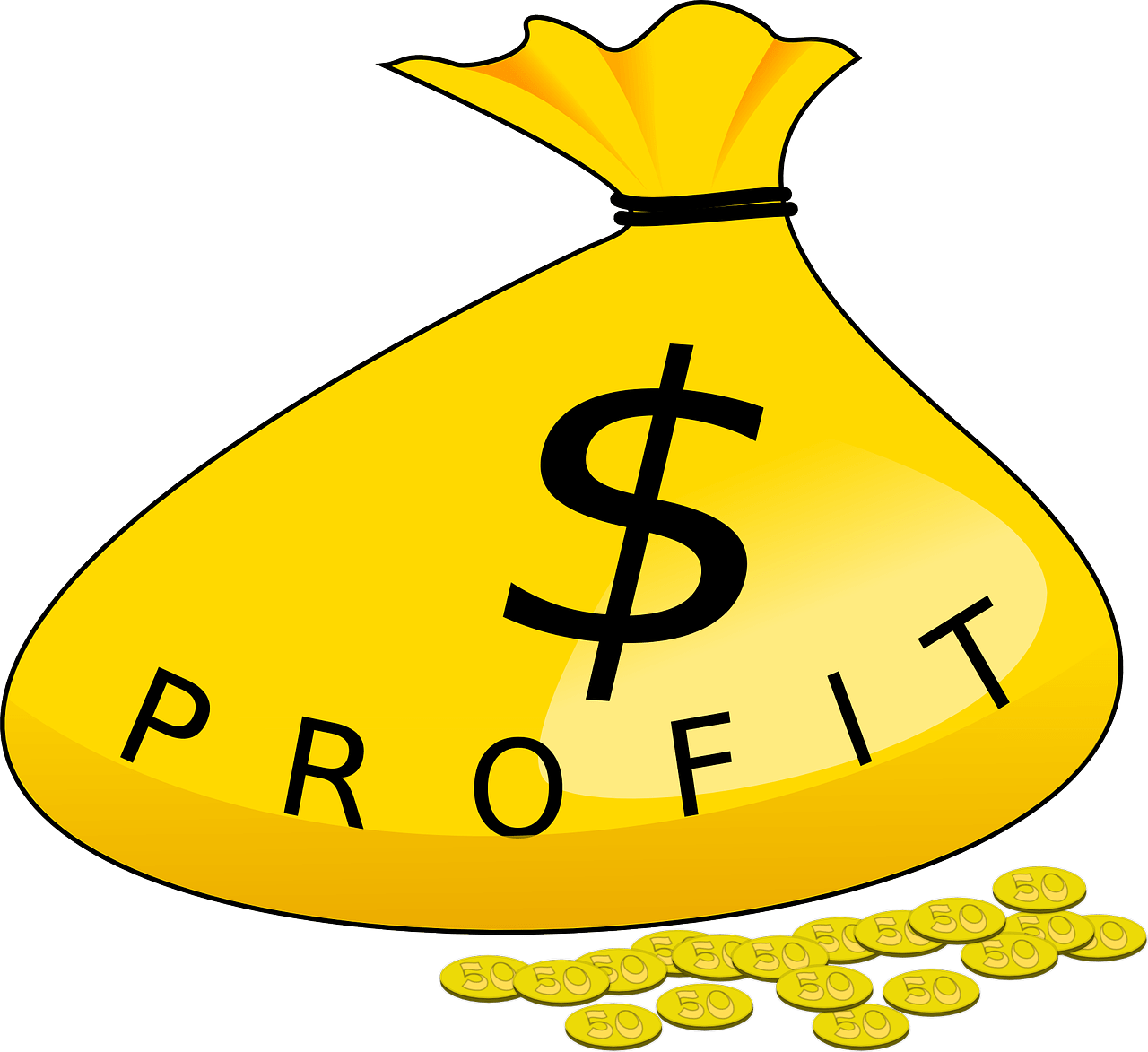 make money for the platform